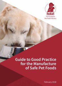 petfood Guide de Bonnes pratiques de fabrication, FEDIAF