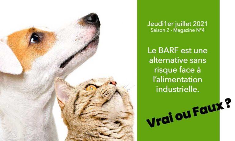 FACCO : Les VRAIS-FAUX DU PETFOOD !